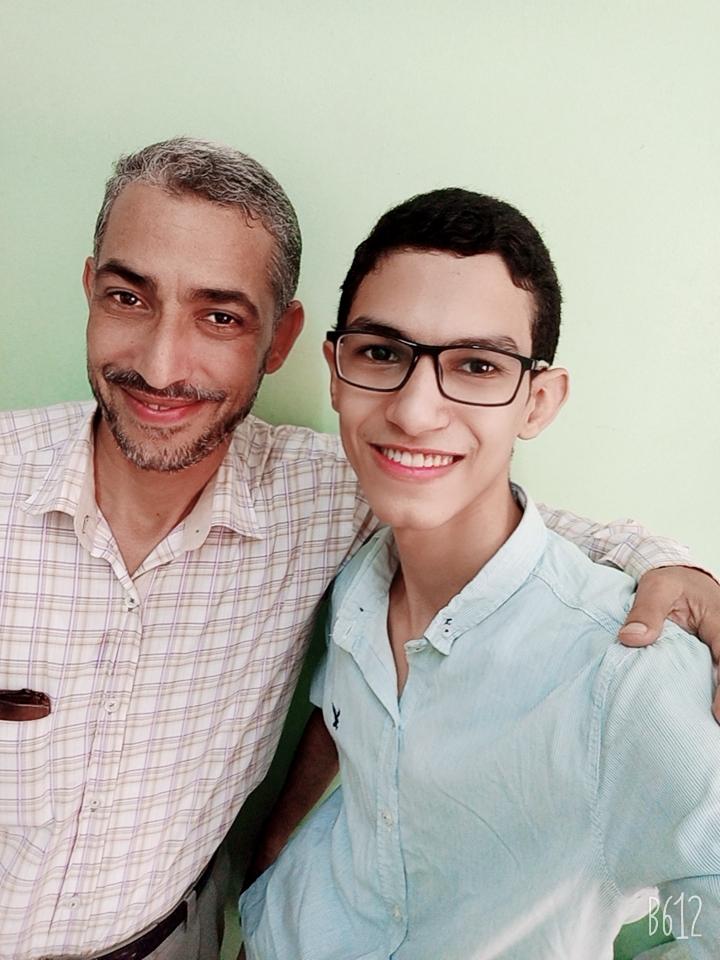 الطالب محمد خالد عيسوس