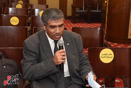 لجنة الشؤون الدستورية والتشريعية بمجلس النواب (3)