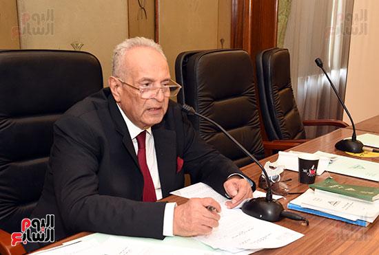 لجنة الشؤون الدستورية والتشريعية بمجلس النواب (9)