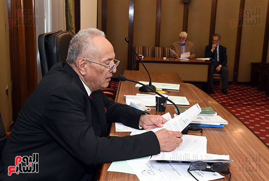 لجنة الشؤون الدستورية والتشريعية بمجلس النواب (2)