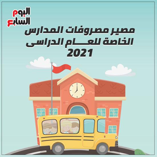 إنفو مصير مصروفات المدارس الخاصة (1)