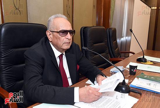 لجنة الشؤون الدستورية والتشريعية بمجلس النواب (4)