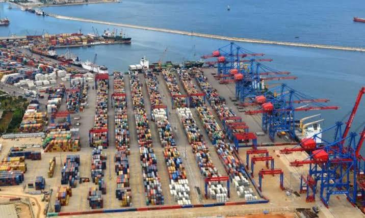 ميناء بيروت قبل الانفجار