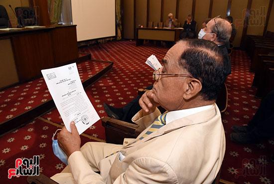 لجنة الشؤون الدستورية والتشريعية بمجلس النواب (6)