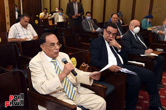 لجنة الشؤون الدستورية والتشريعية بمجلس النواب (7)