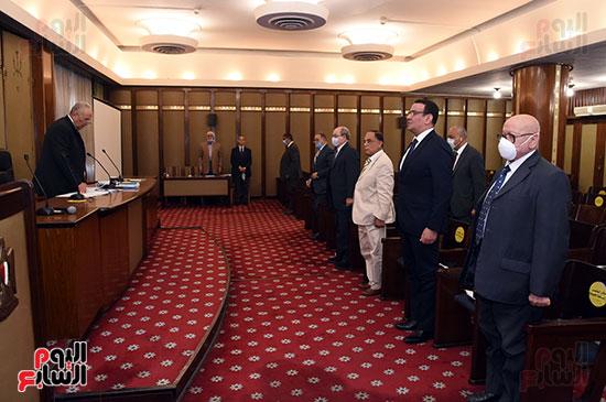 لجنة الشؤون الدستورية والتشريعية بمجلس النواب (1)