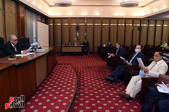 لجنة الشؤون الدستورية والتشريعية بمجلس النواب (5)