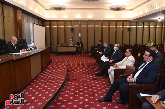لجنة الشؤون الدستورية والتشريعية بمجلس النواب (10)