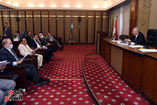 لجنة الشؤون الدستورية والتشريعية بمجلس النواب (8)