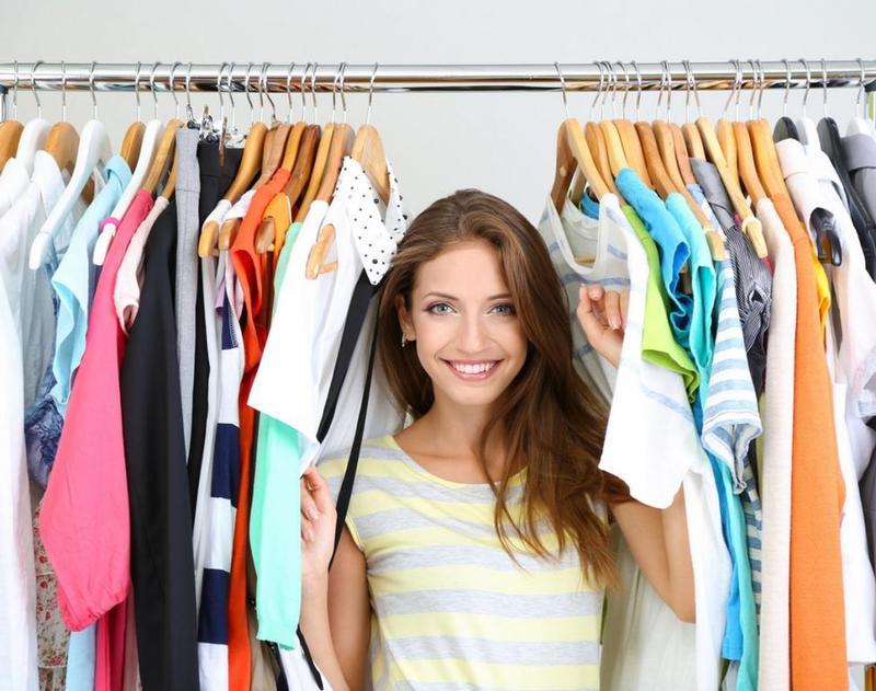 شراء ملابس جديدة