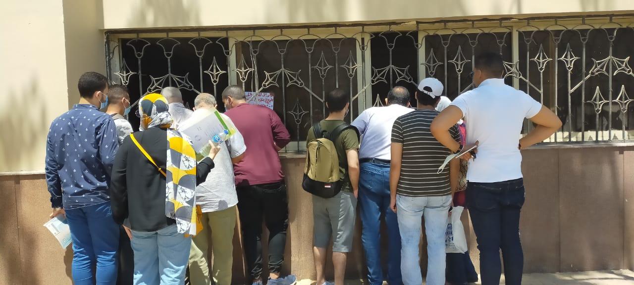 استعدادات مكتب تنسيق جامعة عين شمس (11)