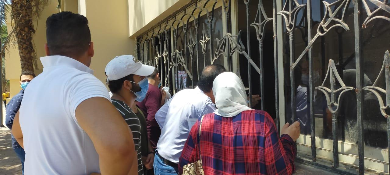 استعدادات مكتب تنسيق جامعة عين شمس (1)