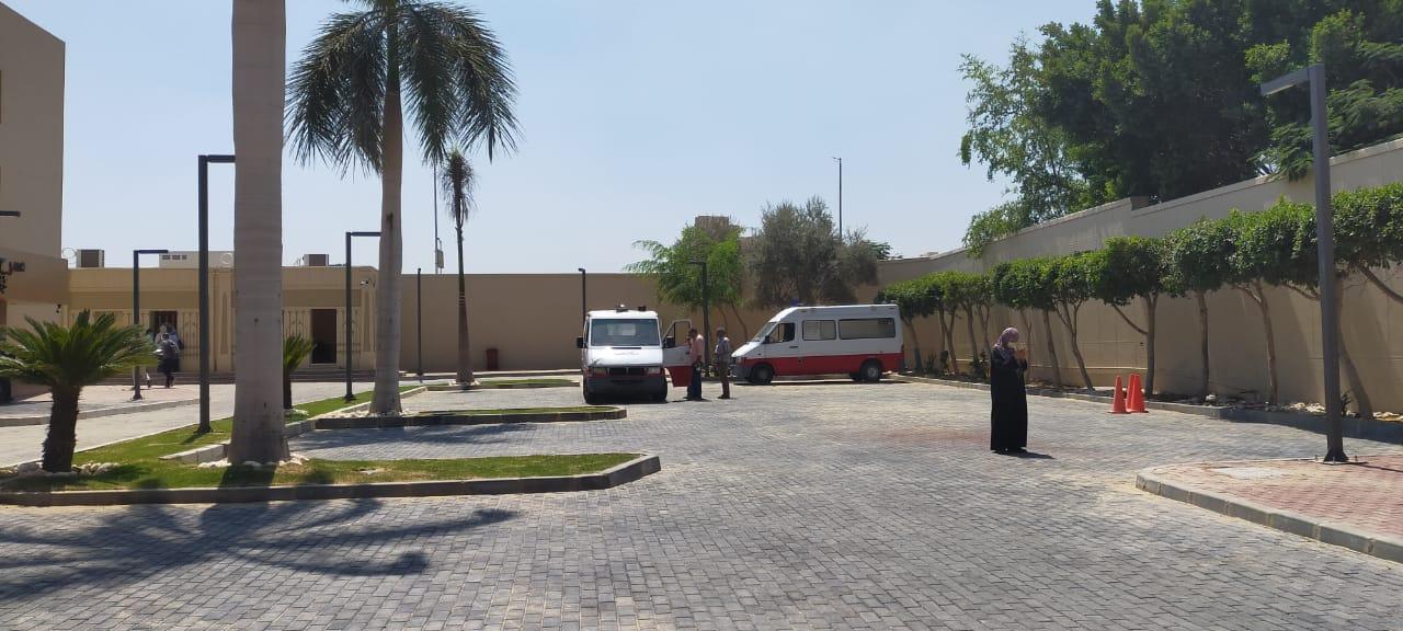 استعدادات مكتب تنسيق جامعة عين شمس (3)