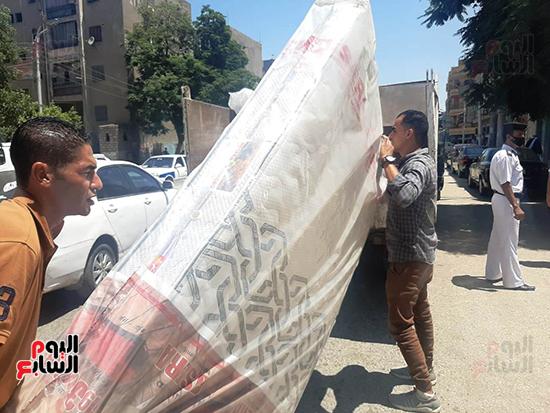 حملة للوحدة المحلية ببنى سويف (4)