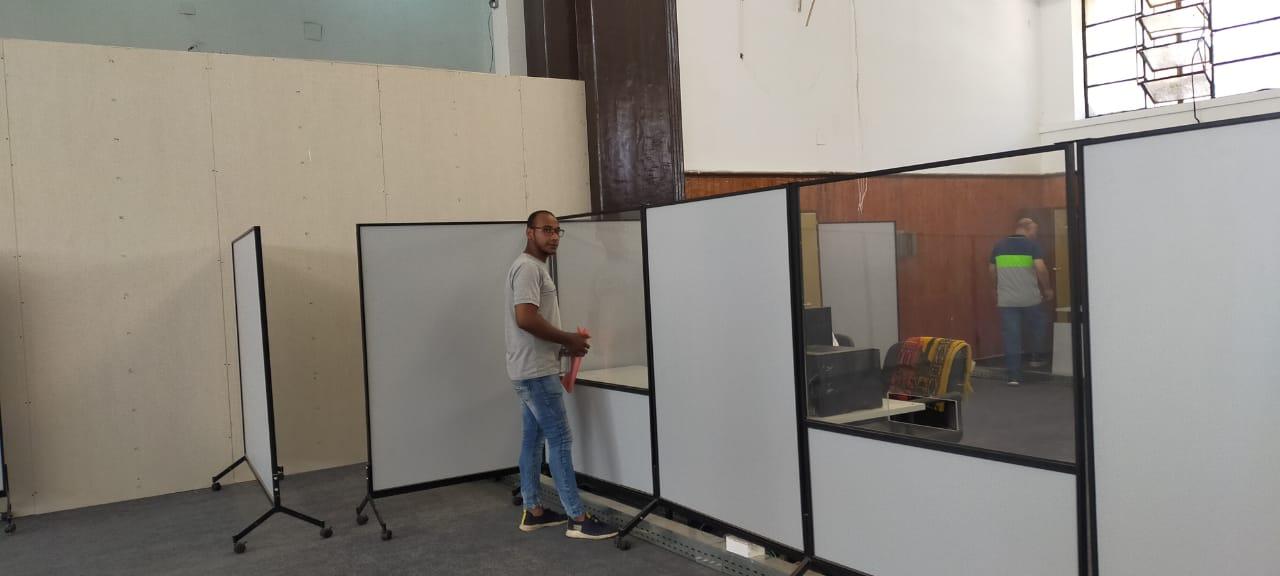 استعدادات مكتب تنسيق جامعة عين شمس (15)