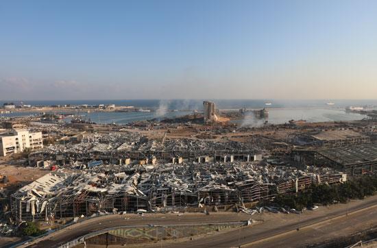 مرفأ بيروت البحرى