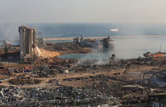 ميناء بيروت البحرى