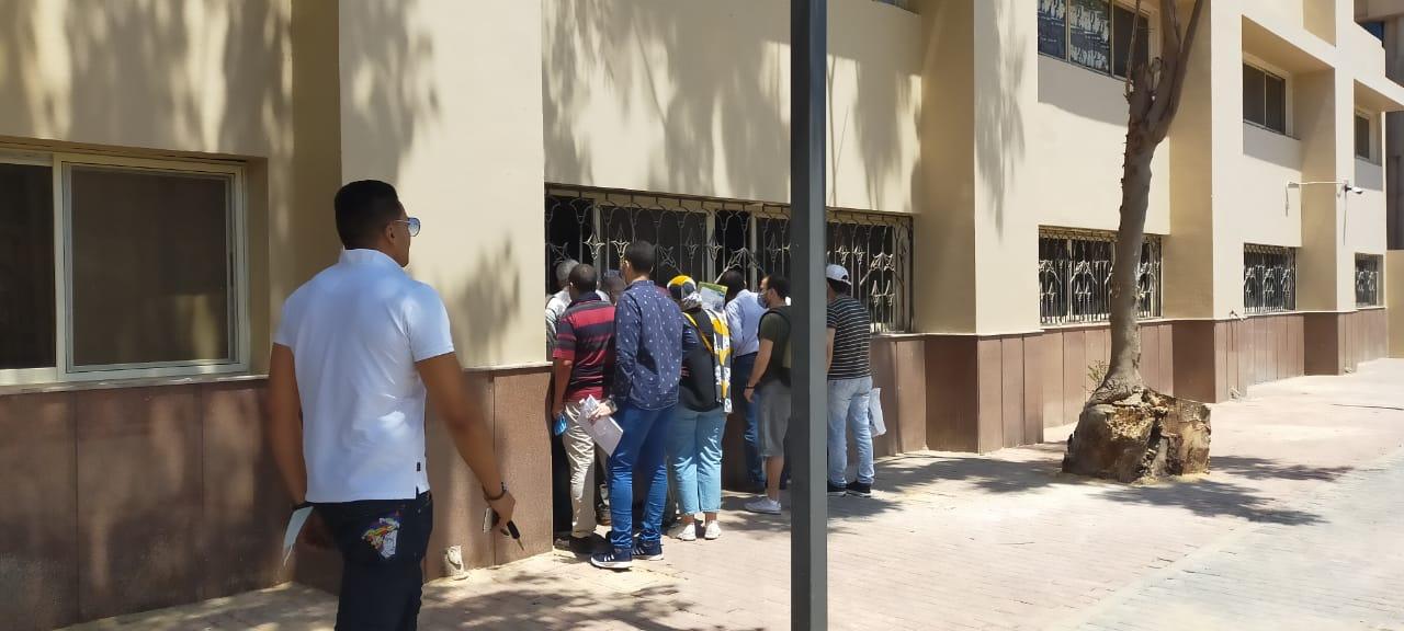استعدادات مكتب تنسيق جامعة عين شمس (6)