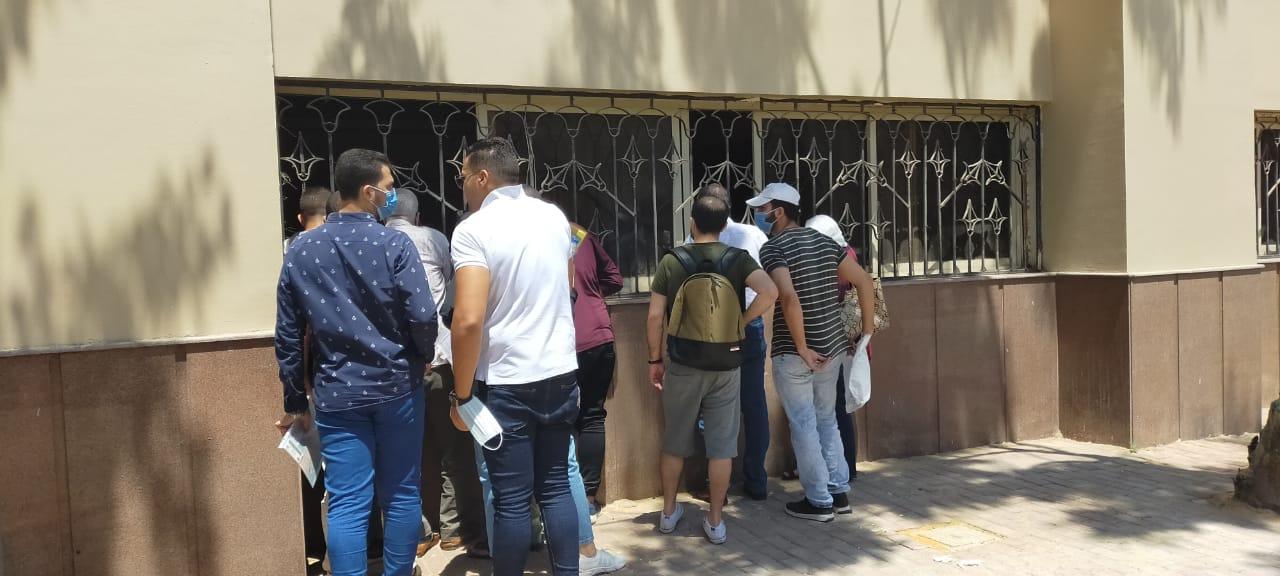 استعدادات مكتب تنسيق جامعة عين شمس (2)