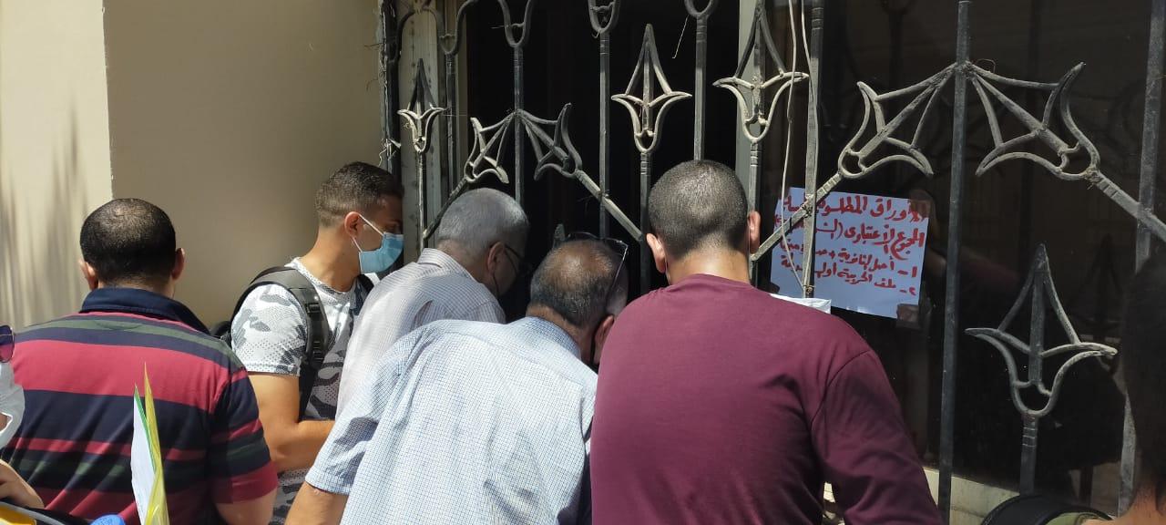 استعدادات مكتب تنسيق جامعة عين شمس (5)