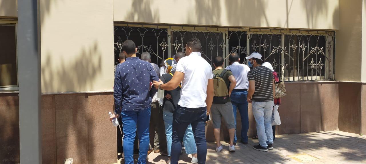 استعدادات مكتب تنسيق جامعة عين شمس (14)