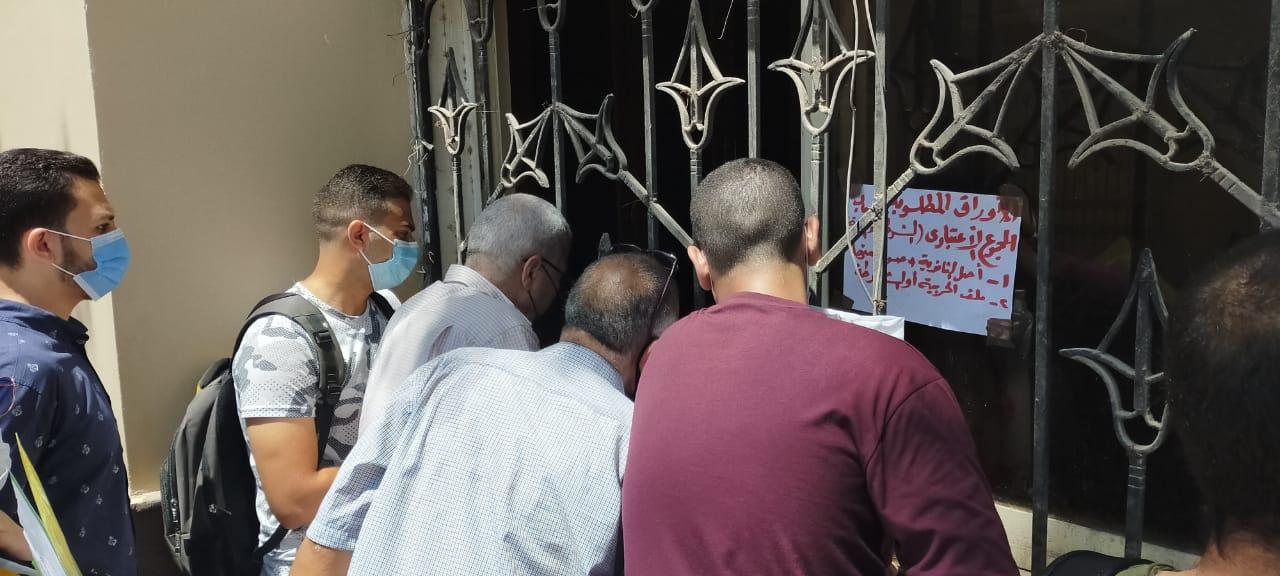 استعدادات مكتب تنسيق جامعة عين شمس (13)