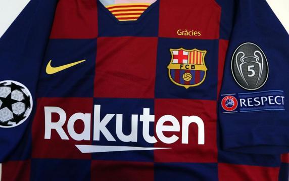 قميص برشلونة (2)