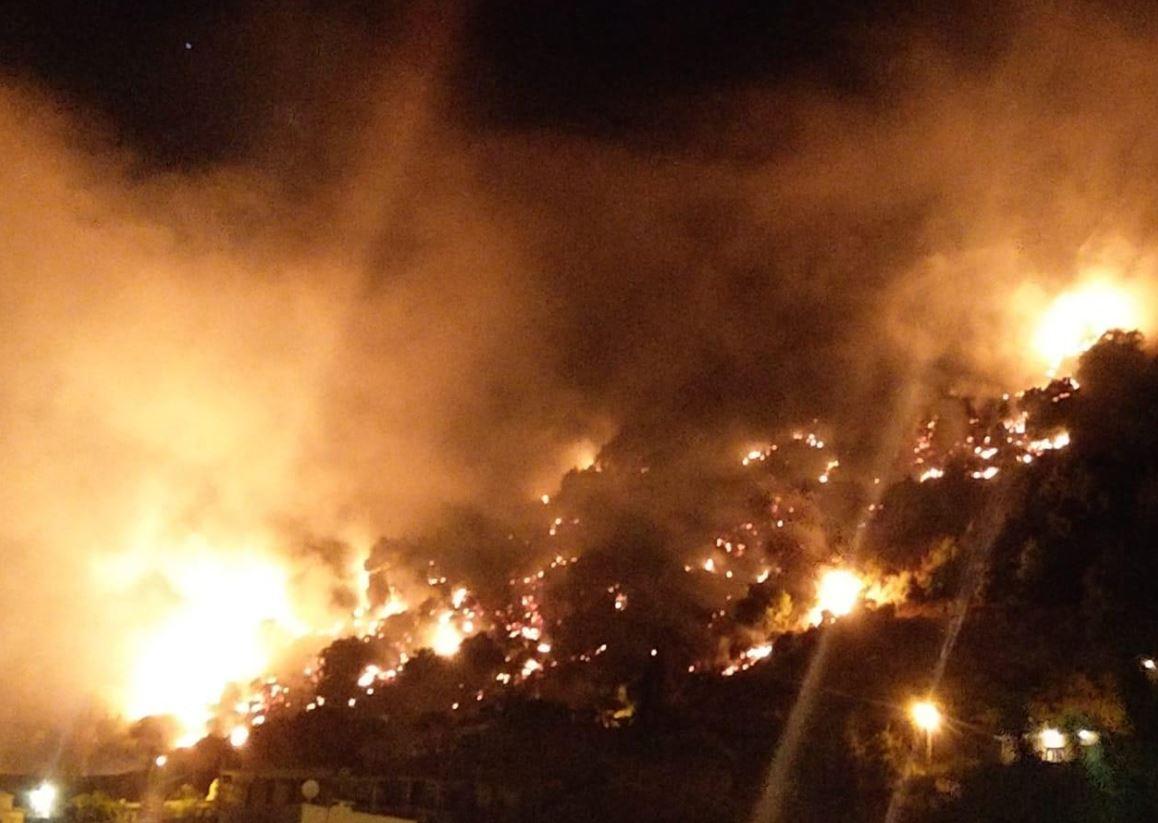 حريق في لبنان (2)