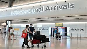 مطار هيثرو بعد كورونا