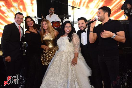حفل زفاف شيماء سيق