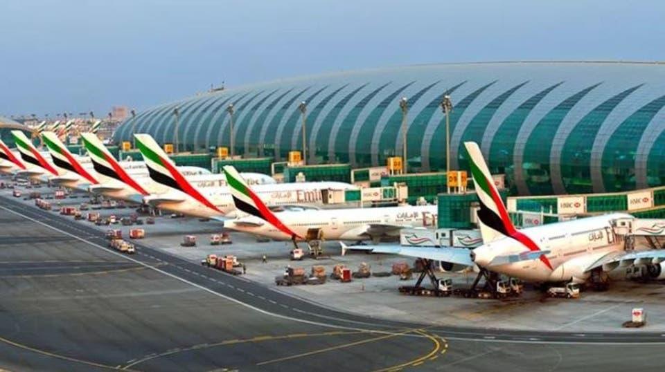 مطار دبى
