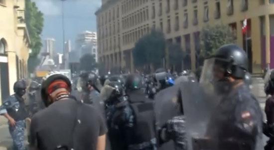مظاهرات لبنان (8)