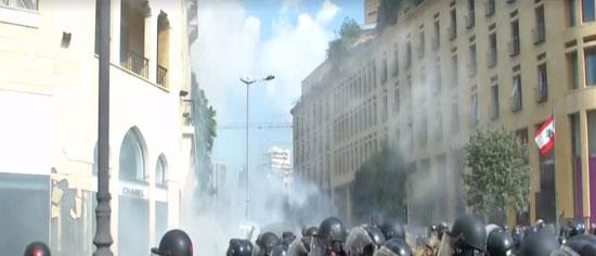 مظاهرات لبنان (17)
