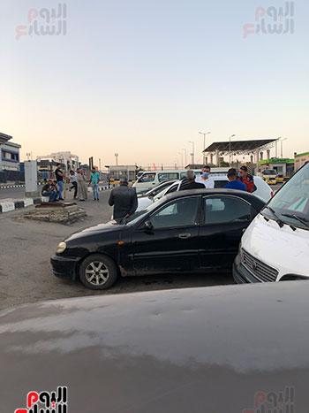 أهالى المصريين ضحايا انفجار مرفأ بيروت (4)