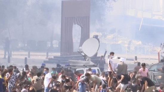 مظاهرات لبنان (7)