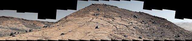 صور مستكشف المريخ