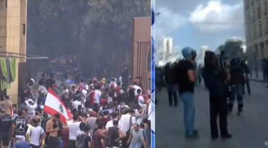 مظاهرات لبنان (10)