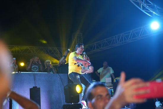 حفل أحمد شيبة بالساحل الشمالى (6)