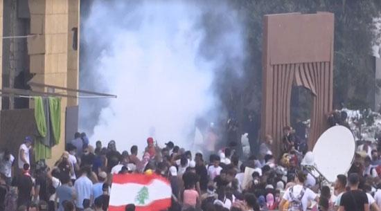 مظاهرات لبنان (11)