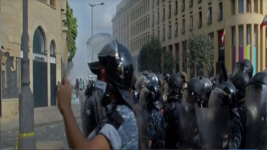 مظاهرات لبنان (18)