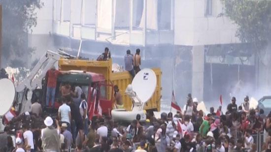 مظاهرات لبنان (5)