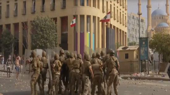 مظاهرات لبنان (19)