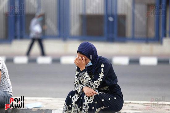 اهالي  ضحايا انفجار بيروت  (6)