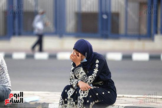 اهالي  ضحايا انفجار بيروت  (5)