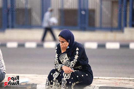 اهالي  ضحايا انفجار بيروت  (3)