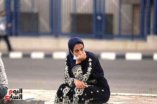 اهالي  ضحايا انفجار بيروت  (9)