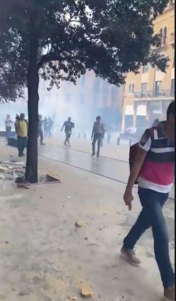 مظاهرات في بيروت (5)