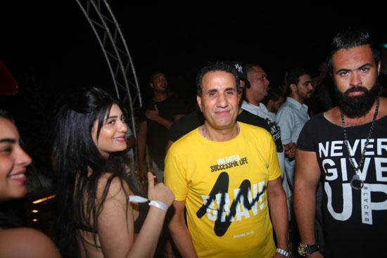 حفل أحمد شيبة بالساحل الشمالى (1)