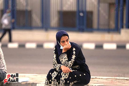 اهالي  ضحايا انفجار بيروت  (7)