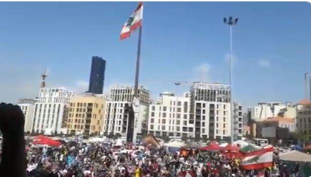 مظاهرات في بيروت (6)